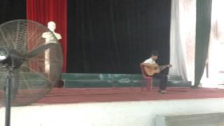 Proud of you guitar cover Đỗ Chiêu