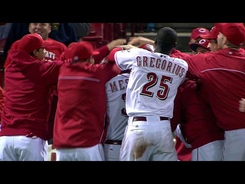 PIT@CIN: Reds walk off in 14th on Ludwick's single