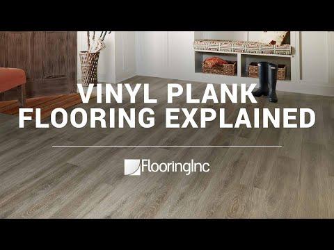 Vinyl Plank Flooring Explained