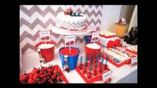 Cars birthday party decorations ideas