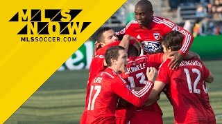 FC Dallas keeps on rolling, running with the Red Bulls & more week 3 takeaways | MLS Now