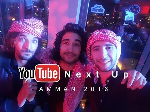 YOUTUBE NEXT UP - AMMAN 2016
