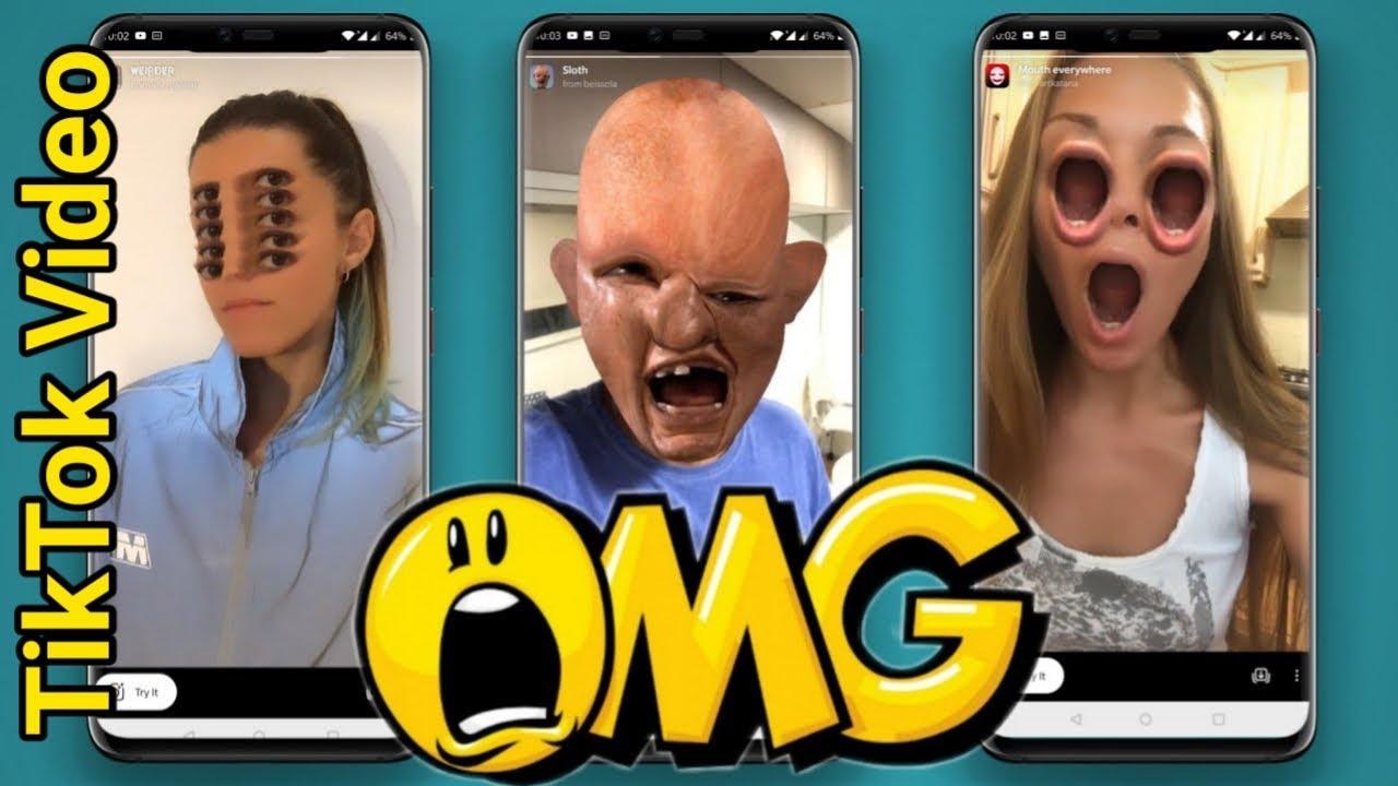 Make New Latest Tiktok Video with AR Filter l Faceapp Instagram Latest Update ✓ Technical Keshari