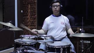 ELVIN - LOCKED OUT OF HEAVEN - BRUNO MARS - DRUM COVER