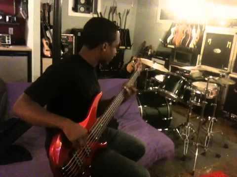 Dwight tracking Bass