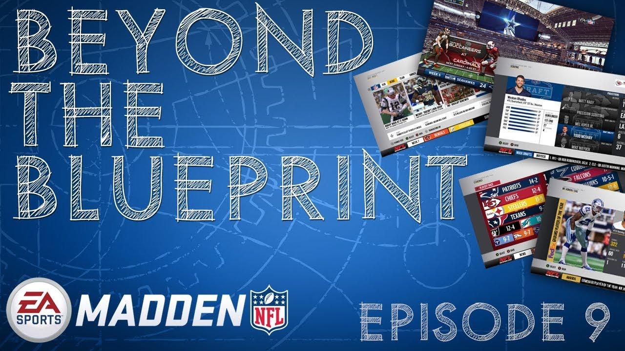Beyond the blueprint ep 9 injury overhaul madden cfm youtube beyond the blueprint ep 9 injury overhaul madden cfm malvernweather Choice Image