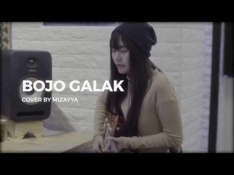 BOJO GALAK - Pendhoza / Nella Kharisma COVER BY MIZAYYA (POP version