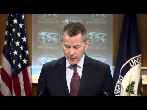 Daily Press Briefing - May 18, 2015