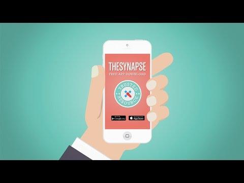 TheSynapse mobile app explainer animation -  Explainer video