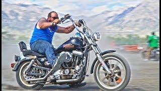 Mackay Idaho Motorcycle Rodeo-Ryan and Ali Bike Across America-Ep 10