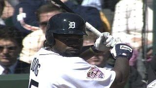 KC@DET: Young hits three homers in Tigers home opener