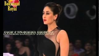 Kareena Kapoor Walks the Ramp for Gaurav Gupta for Grand Finale of LFW Winter Festive 2015 Part  2