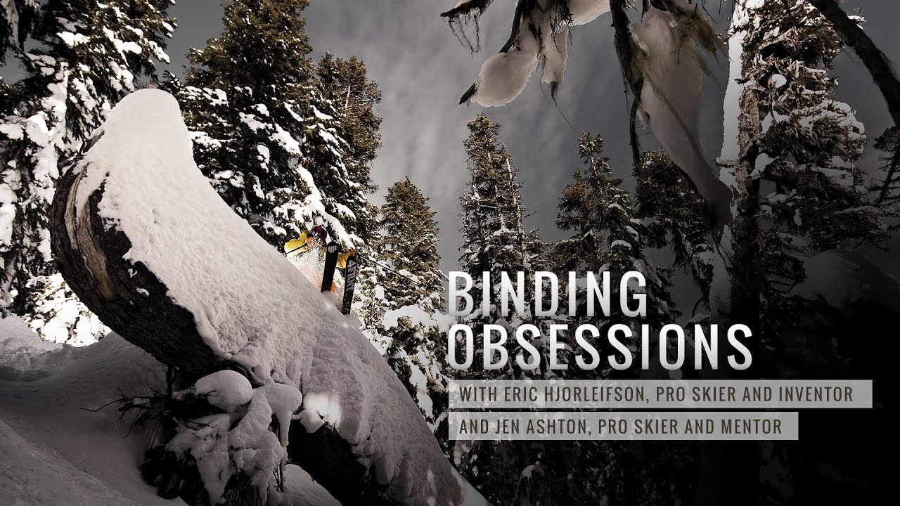 The Beyond Series: Eric Hjorleifson & Jen Ashton - Binding Obsessions