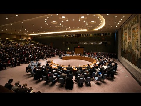 Russia-US clash over Syria at emergency UN Security Council meeting