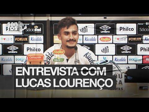 LUCAS LOURENÇO | ENTREVISTA (12/09/20)