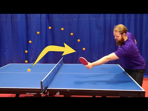 How to Play Ping Pong Without A Friend