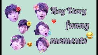 Boy Story Funny Moments    Bolgue Noodleez