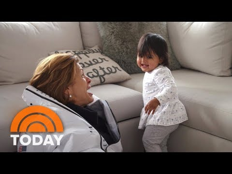TODAY Anchors' Touching Reunions With Their Little Ones After PyeongChang Olympics | TODAY