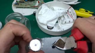 Fuel cell / Kiddie carbon monoxide teardown