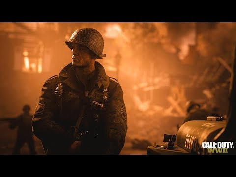 Call Of Duty World War 2 Movie   Harden Difficulty