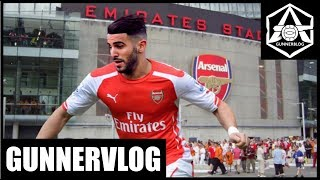 gunnervlog my info is that arsenal are still very interested in riyad mahrez