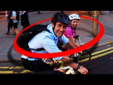 You Are The Fastest Brompton Rider I have Ever Seen @BromptonBicycle