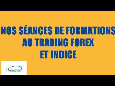 Formation au trading forex