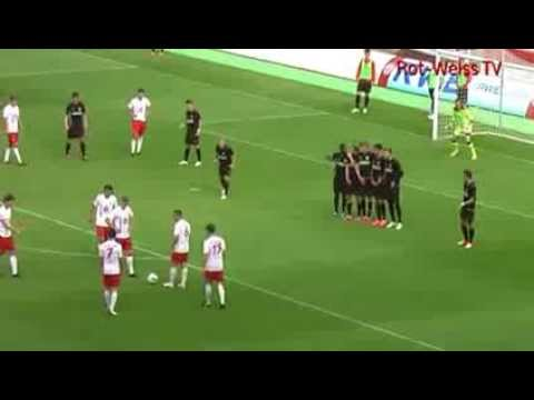 Today on YouTube: German side Rot-Weiss Essen bamboozle the opposition with a sneaky free-kick