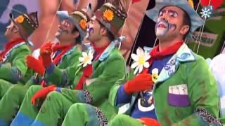 Comparsas Los válidos, FINAL del Carnaval de Cádiz 2013