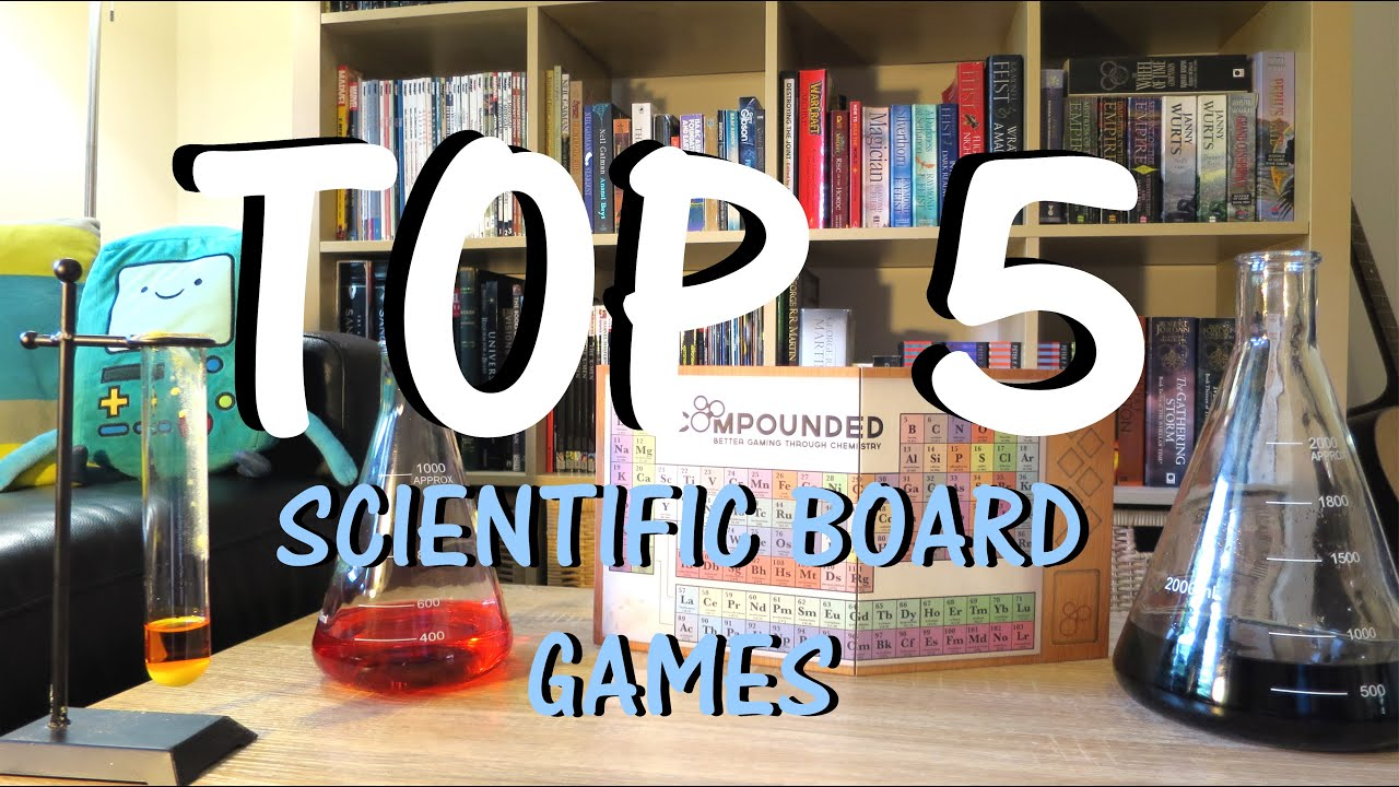 science board games