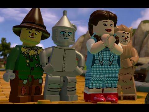 Lego dimensions eris open world free roam character