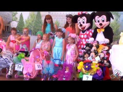 Белгород 2013. Парад детских колясок III «Первый экипаж»