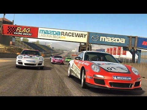 Real Racing 3 PC GAMEPLAY TEST