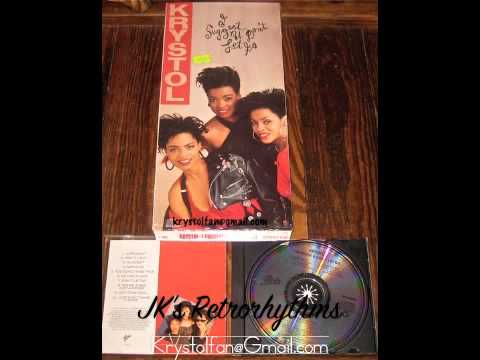 Krystol - We Had a Love ('89 Quiet-Storm R&B)