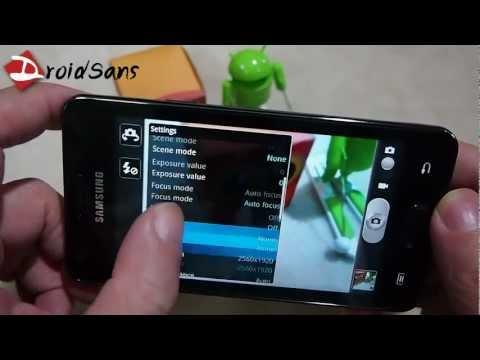DroidSans Review : Samsung Galaxy R (in Thai)