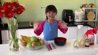 COOK | 3 món ăn sáng đơn giản trẻ em có thể tự làm - 3 breakfasts kids can cook