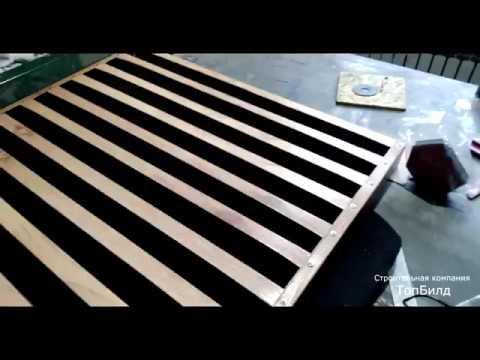 Как смонтировать забор жалюзи своими руками