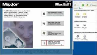 Manual Disk Manager Maxtor (parte 2)