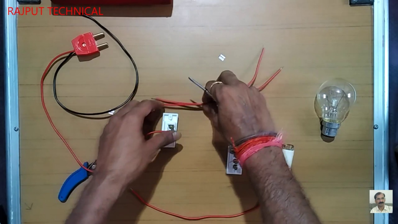 How To Make Two Way Switch Wiring Connection With Diagram They Waywiringquestions29480d12969334493wayswitchwiring Work
