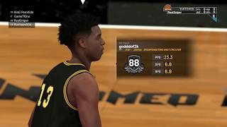 Big Bump [ Formerly SwishE] vs Untamed NBA 2k19 Comp Games