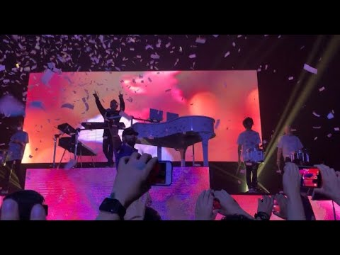 potions (live) - said the sky ft. jt roach | hollywood palladium 7.5.19