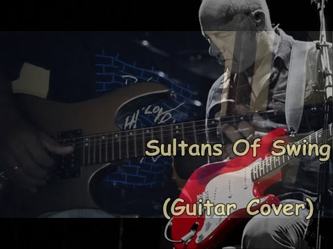 Dire Straits - Sultans Of Swing (Guitar Solos)