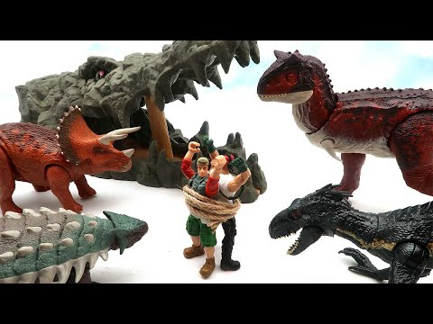 Dinosaur Hunter In