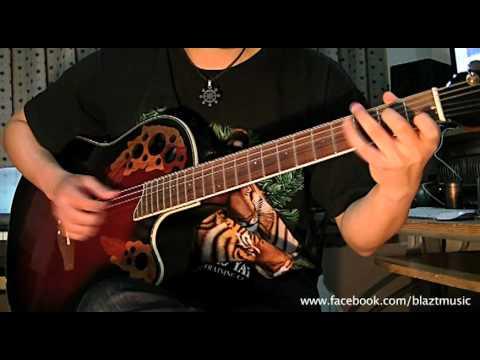 หน่วง - ROOM 39 (เต็มเพลง พร้อม TAB Guitar Cover by WHIN)