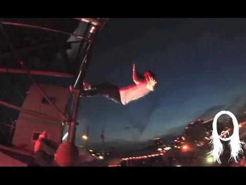 Steve Aoki 20 Ft Truss Dive @ SXSW 2011 Sunday Swagger Thumbnail image