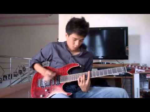 Joe Satriani-Mountain Song Cover by Pepa