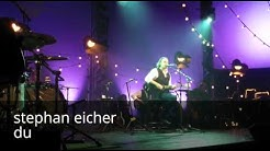 stephan eicher @ kkl (luzerner saal), luzern - du