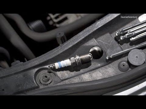 Audi A3 8L 1.8 AGN Zündkerzen tauschen erneuern wechseln NGK oder BOSCH Super 4 FR78X Empfehlung