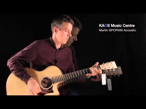 Gear Review Martin GPCPA5K Performing Artist Acoustic
