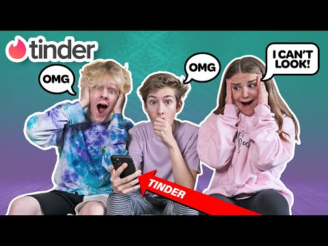 Taking Over My Sister's TINDER For 24 HOURS CHALLENGE **GONE WRONG** 🔥| Sawyer Sharbino